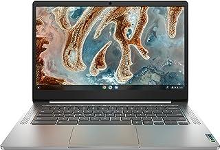 "Lenovo IdeaPad 3 Chromebook Gen 6 - Portátil 14"" FullHD (MediaTek MT8183, 4GB RAM, 64GB eMMC, Arm Mali-G72 MP3 GPU, Chrome..."