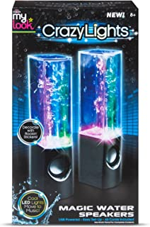 My Look Crazy Lights Magic Water Speakers (Speaker)