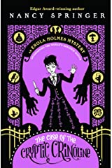 The Case of the Cryptic Crinoline: An Enola Holmes Mystery Kindle Edition