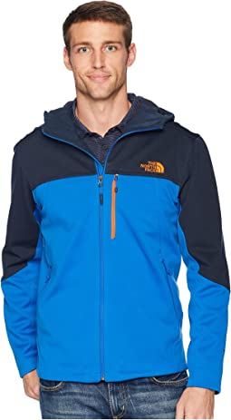 fa5d6a16bdac Turkish Sea Urban Navy Persian Orange. 10. The North Face. Apex Canyonwall  Hybrid Hoodie