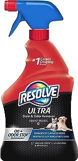 Resolve Ultra Pet Stain & Odor Remover Spray, 32oz
