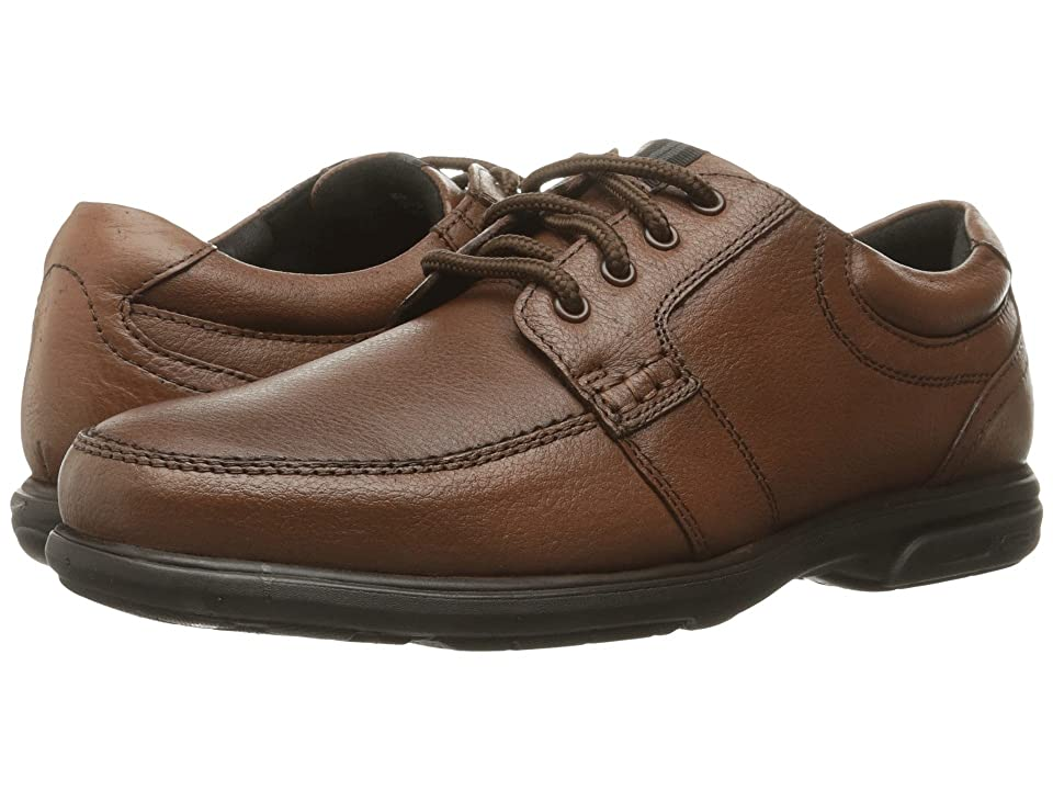 Nunn Bush Carlin Moc Toe Oxford (Brown) Men