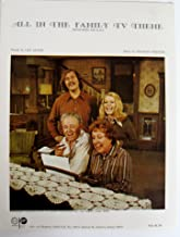 All in the Family TV Theme (Those Were the Days) (Stars on Cover)