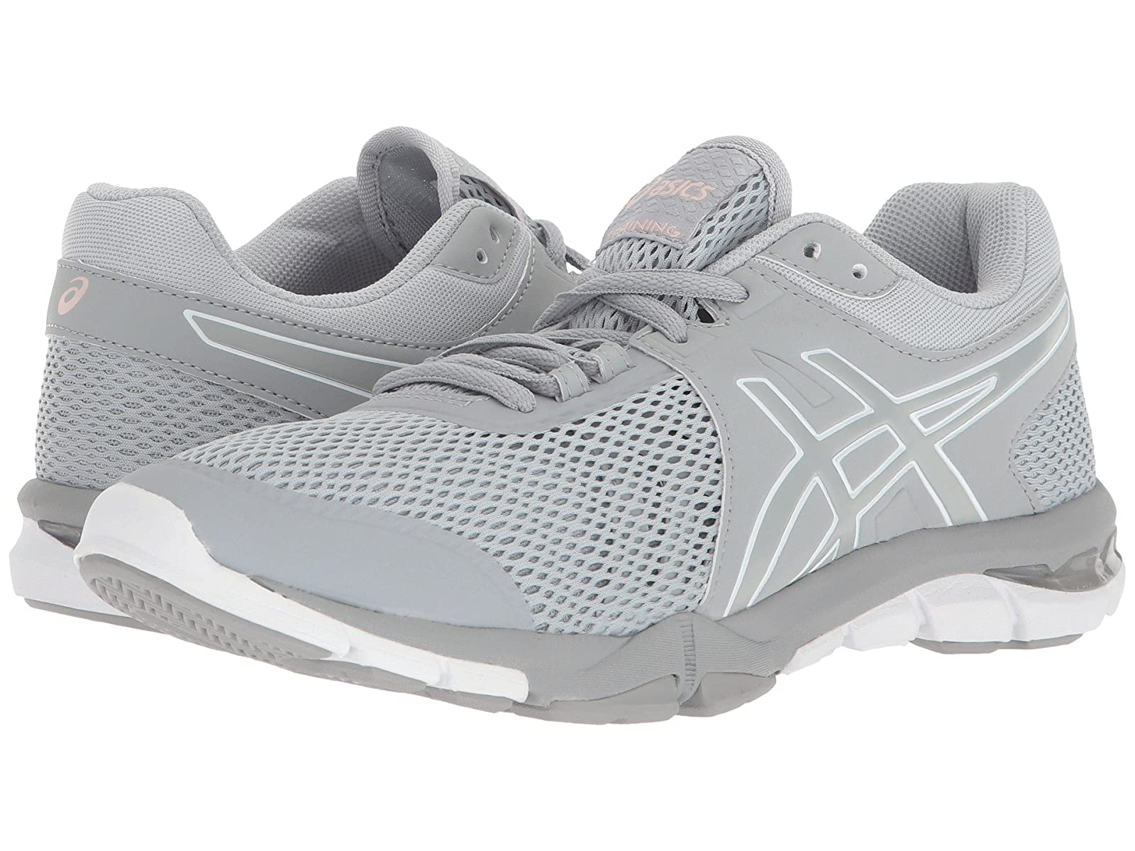 ASICS Gel-Craze TR 4Atmospheric grades have affordable shoes