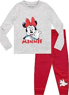 Disney Girls Minnie Mouse Pajamas