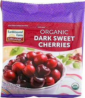 Earthbound Farms, Organic Sweet Dark Cherries, 8 Oz (Frozen)