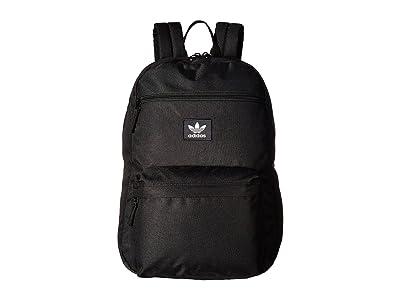 adidas Originals Originals National Backpack (Black) Backpack Bags