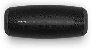 Philips Wireless Speaker S5305/00 with Built-In Microphone (Bluetooth 5.0, Waterproof, 12 Hours' Battery Life, 2 Passive B...