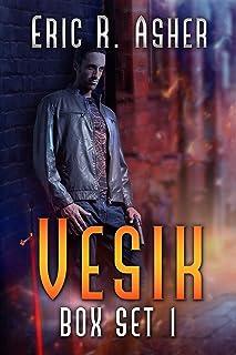 The Vesik Series: Books 1-3 (Vesik Series Box Set Book 1) (English Edition)