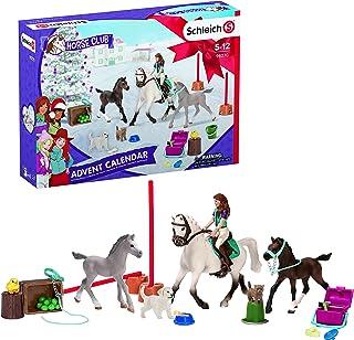 Schleich 98270 Spielset - Horse Club Adventskalender 2021 Horse Club