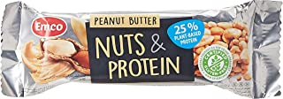 Emco Peanut Butter Nuts And Protein Bar,40 gm