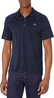 Men's Sport Short Ultra Dry Raglan Sleeve Polo Shirt