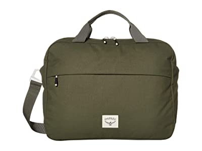 Osprey Arcane Brief (Haybale Green) Backpack Bags