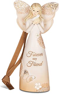 Best Pavilion Gift Company 19080 Forever Friend Angel Figurine/Ornament, 4-1/2-Inch Review