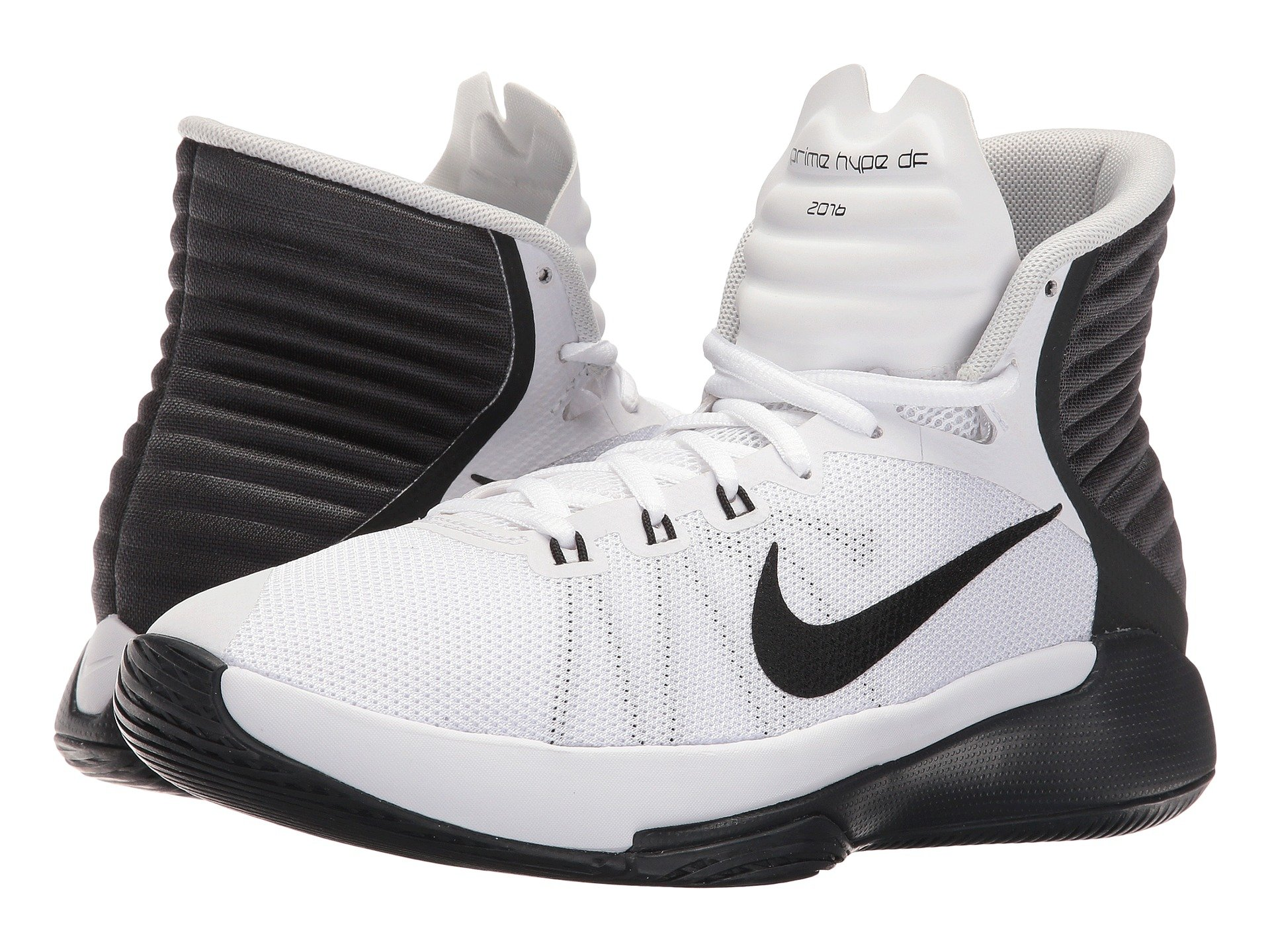 Prime Hype Df 2016, White/Anthracite/Pure Platinum/Black