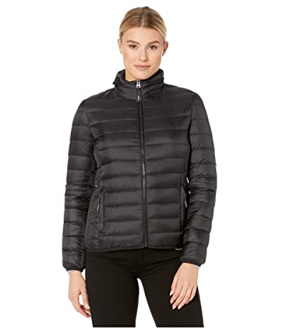 Tumi TUMIPAX Puffer Jacket (Black) Women