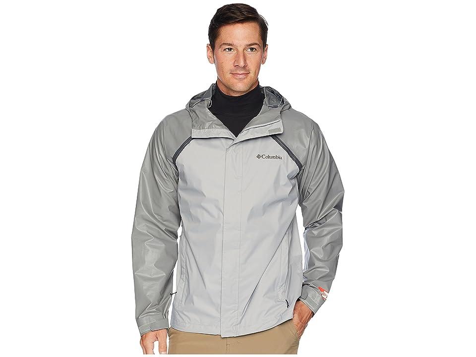 Columbia OutDry Hybrid Jacket (Columbia Grey/Titanium) Men