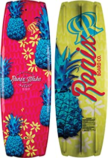 Ronix (Blemish Model August Wakeboard - Pink/Tropical Express - 120 (2018)