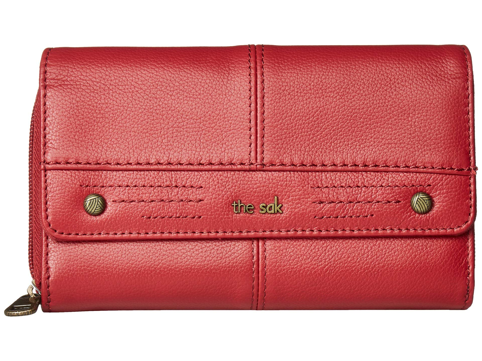 Wallet Sak Large Scarlet The Extra Sequoia WzTqcc67