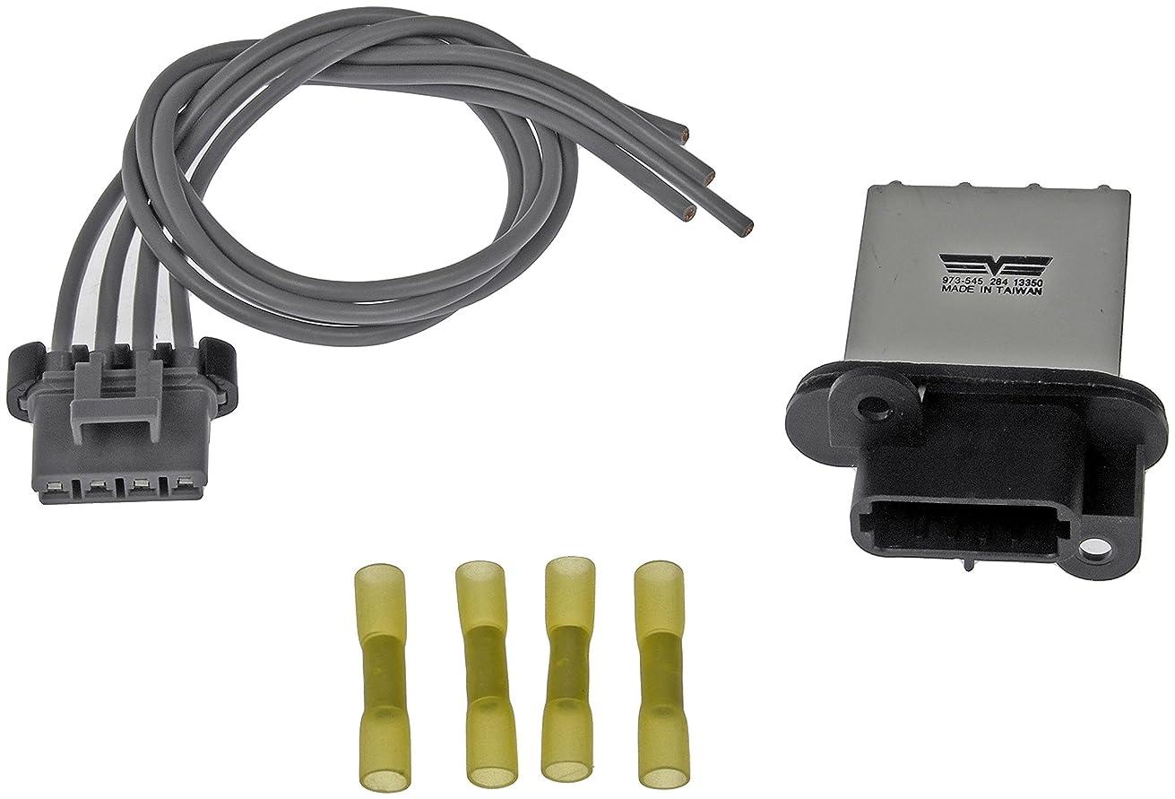 Dorman 973-545 HVAC Blower Motor Resistor Kit