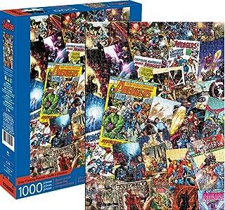 Marvel Avengers Collage 1000 pc Puzzle