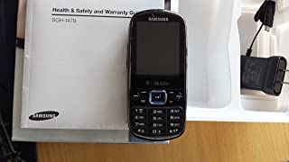 Samsung Gravity 3 T479 Unlocked Phone with 3G Support, QWERTY Keyboard, 2MP Camera, Bluetooth and Music Player