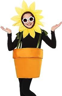 Toddler Bright Flower Costume