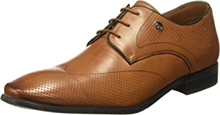 Hush Puppies Men's Fred Laser Derby Formal Shoes
