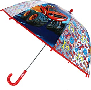 Umbrella, Blaze Transparency Umbrella, Children Umbrella,Kids Umbrellas Official Licensed