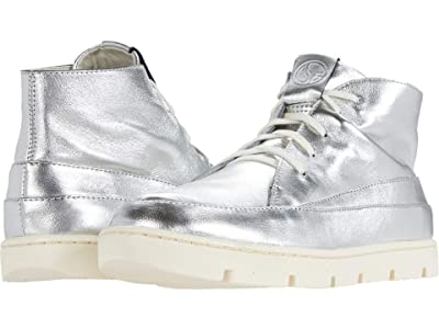 Franco Sarto Pryce (Silver Leather) Women