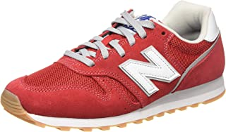 Zapatillas NewBalance en color rojo baratas en 2021