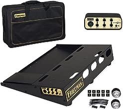 Best amp top pedalboard Reviews