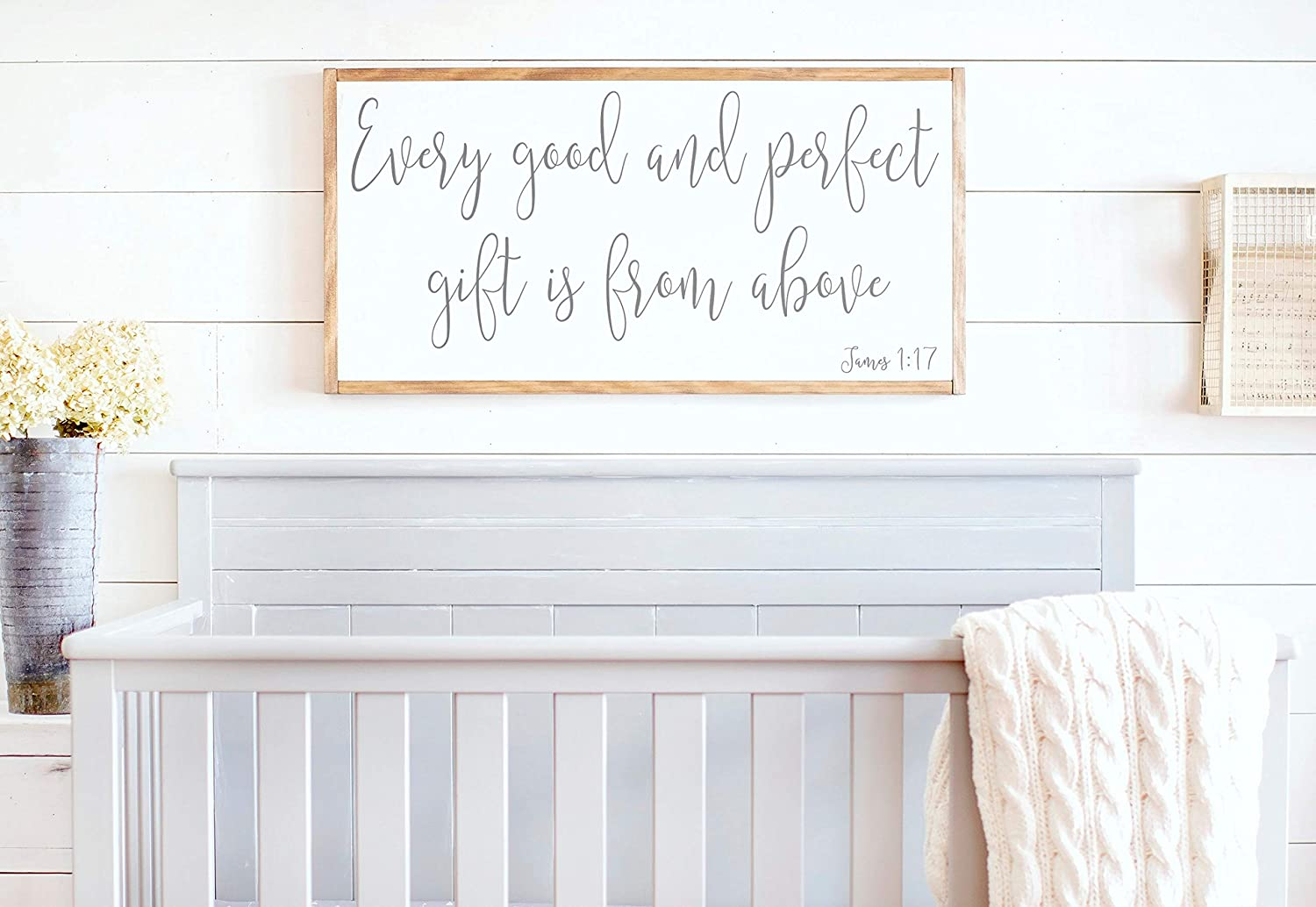 Tamengi Every Good is Choice from Max 66% OFF Nursery Above Sign Scripture