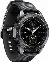 Samsung Galaxy Watch (42mm) SM-R810NZKAXAR (Bluetooth) - Black (Renewed)