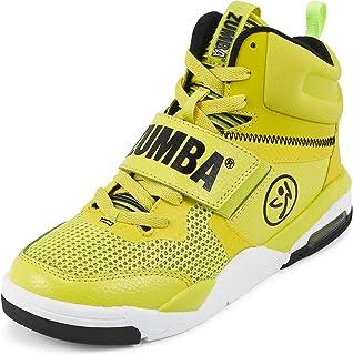 Zumba Air Classic Sportliche High Top Tanzschuhe Damen Fitness Workout Sneakers, Basket Femme