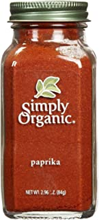 Simply Organic Paprika Ground Certified Organic Containers - 2.96 oz