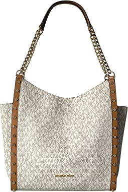 MICHAEL Michael Kors. Sullivan Large North South Messenger.  134.99MSRP    328. Newbury Medium Chain Shoulder Tote b19699e385