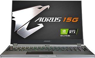 [2020] AORUS 15G (XB) Performance Gaming Laptop, 15.6-inch FHD 300Hz IPS, GeForce RTX 2070 Super Max-Q, 10th Gen Intel i7-...