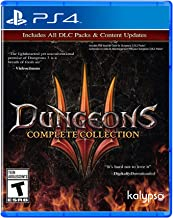Dungeons 3 Complete - PlayStation 4
