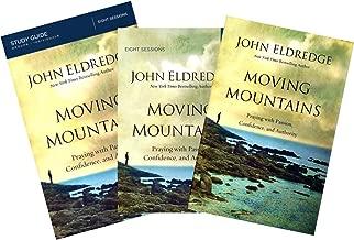 John Eldredge - Moving Mountains Full Set (Book + DVD + Study Guide)
