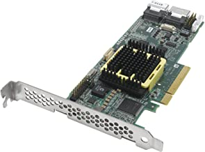 Adaptec 2244300-R 5805 8-Channel SATA/SAS 512MB PCI-Express LP 8 Internal RAID Controller