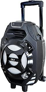 QFX PBX-61081BT/SI Portable Bluetooth Party Speaker