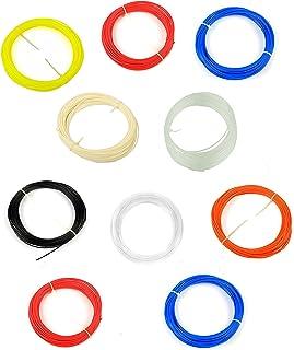 WOL3D (10 in 1) 10pcs * 5m ABS 3d pen filament pack