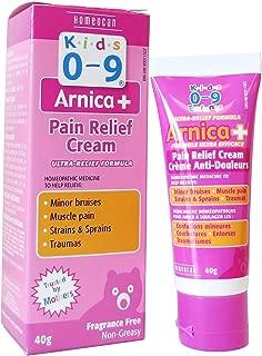 Earths Care Kids 0-9 Arnica + Cream, 40 GR