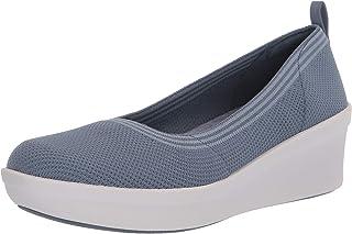 حذاء بكعب مرتفع ستيب روز فيرن للنساء من كلاركس