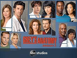 Grey's Anatomy (Yr 3 2006/2007)