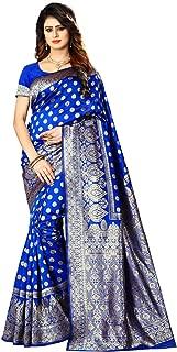 blue wedding sarees for bride