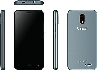 موبايل سيكو بلس 3 - شريحتين اتصال - 4G LTE - رمادي