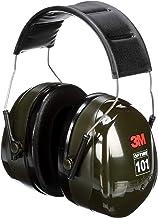 3M - 93045080714 PELTOR Optime 101 Earmuffs H7A, Over-the-Head