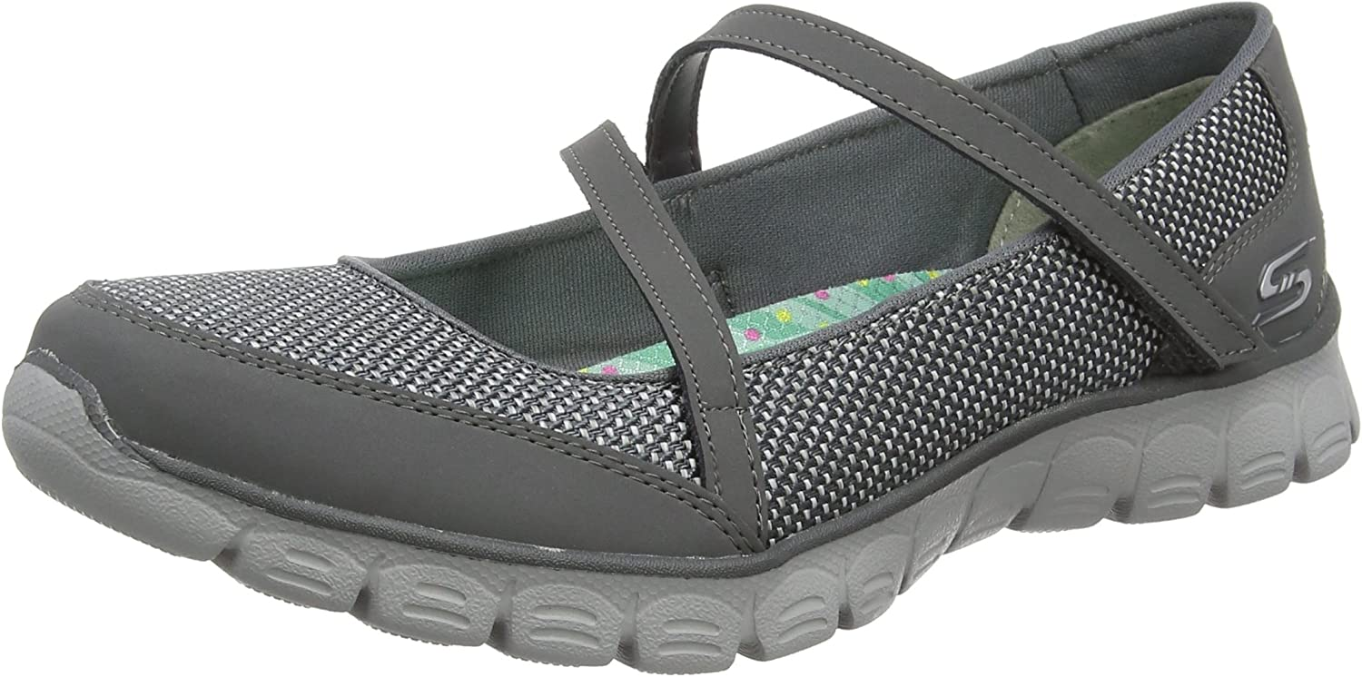 Skechers Women's EZ Flex 3.0 Stopover Mary Jane Sneaker